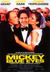 Filmplakat Mickey Blue Eyes - Mafioso wider Willen