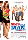 Filmplakat She's the Man - Voll mein Typ