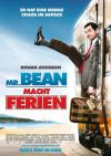 Filmplakat Mr. Bean macht Ferien