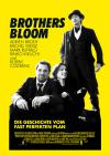 Filmplakat Brothers Bloom