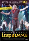 Filmplakat Lord of the Dance in 3D