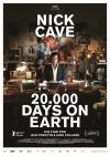 Filmplakat 20,000 Days on Earth