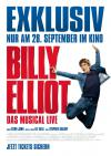 Filmplakat Billy Elliot - Das Musical