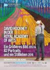 Filmplakat Exhibition on Screen - David Hockney in der Royal Academy of Arts