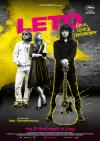 Filmplakat Leto - Rock, Love & Perestroika