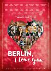 Filmplakat Berlin, I Love You